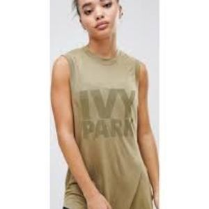IVY PARK Muscle Tank